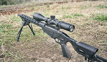 Bushnell announced that it will offer a new version of its competition-based riflescope, the Match Pro, sold exclusively through Bushnell.com.