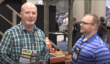 Jake Edson of Bushnell Optics tells OSG's Lynn Burkhead about the brand new Prime 1700 and Nitro 1800 rangefinders.