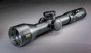 Bushnell's DMRII and XRSII riflescopes are the edge you've been looking for in precision shooting.