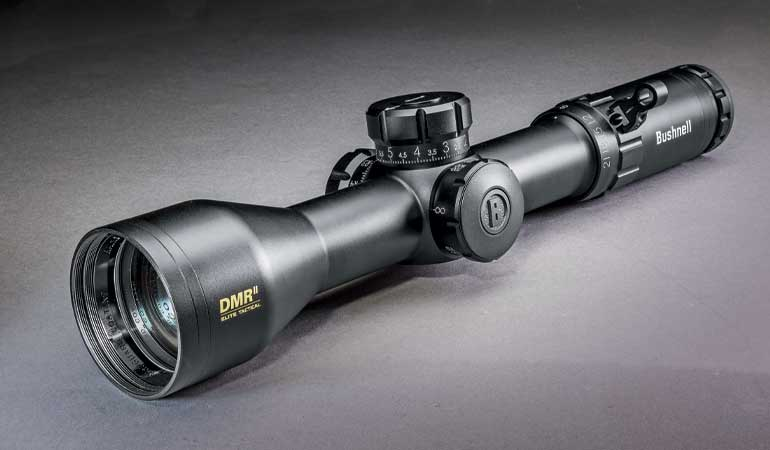 Review: Bushnell DMRII and XRSII Riflescopes