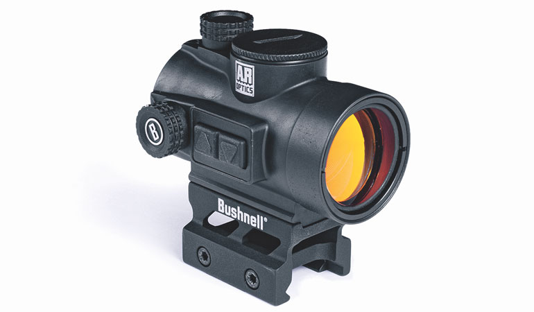Bushnell TRS-­26 Red Dot Sight Review