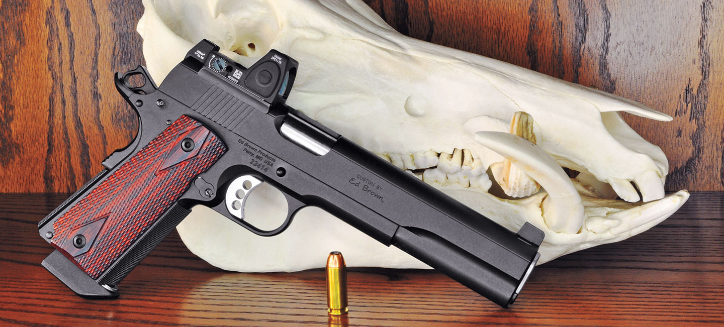 Buyer's Guide: Red Dot Ready Pistols