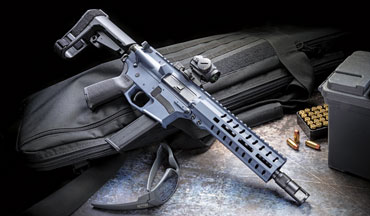 The CMMG Banshee in .40 S&W gives what was originally promised – a screaming .40 carbine.