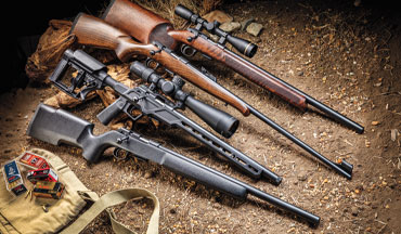 "These new 457 models expand on CZ's ""everyman"" rimfire rifle line."