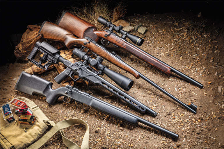 CZ Model 457 Rimfire Rifles Review