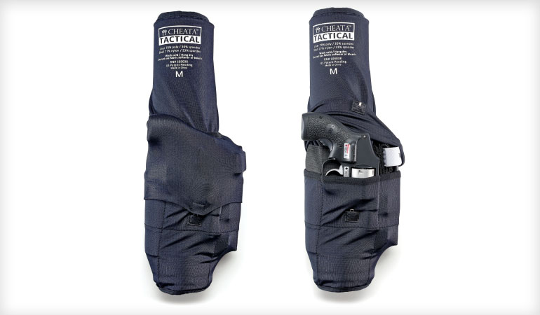 Cheata Tactical Gun Sox Ankle Holster Review