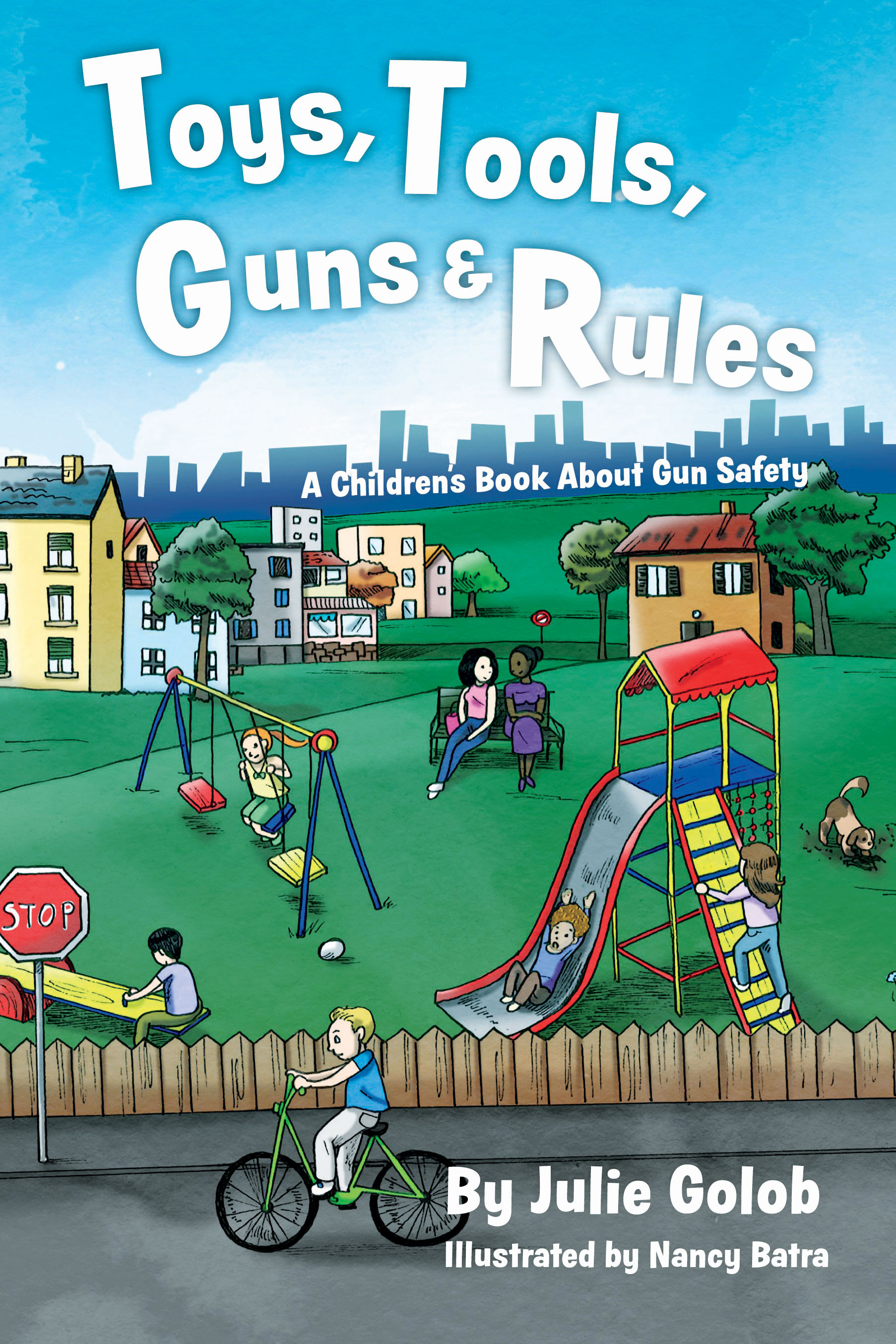 Children-Gun-Safety-Book-Social