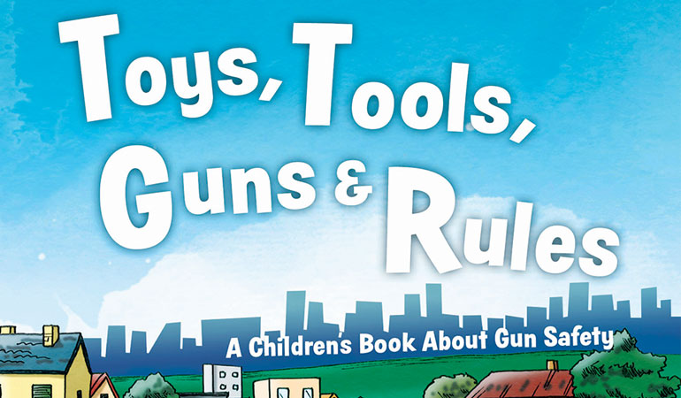 A Children's Book About Gun Safety