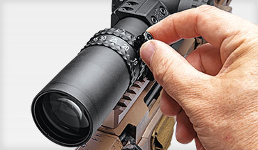 The first question any of us must answer when choosing a reticle is which end of the scope's magnification range we expect to use the most.
