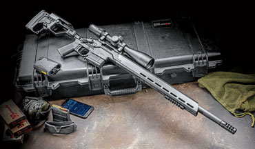 The Christensen Arms MPR (Modern Precision Rifle) is long-range excellence.