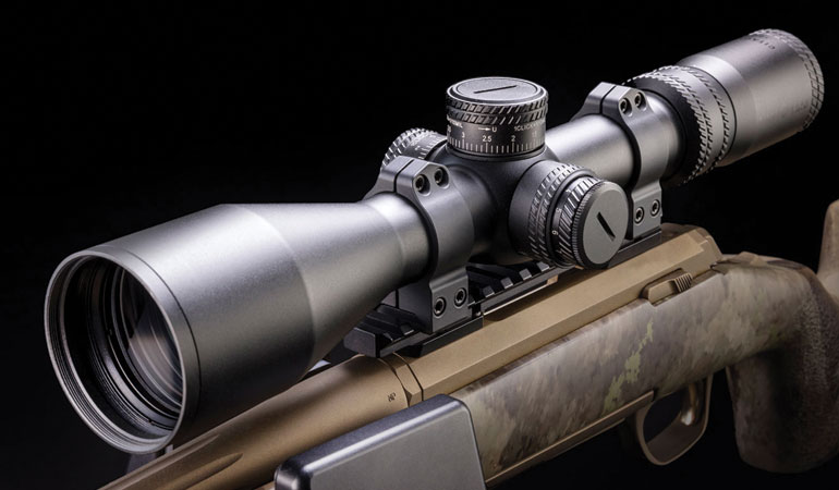 In the case of Sightmark's new 3-18x50mm Citadel riflescope, your money buys a laundry list of useful features without unnecessary features other companies charge you excessively for.
