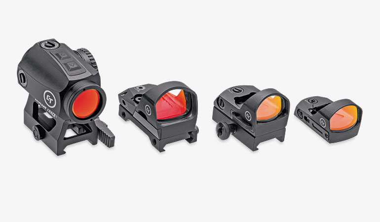 Crimson Trace Red-Dot Sights