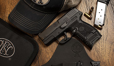 CrossBreed Holsters has updated their product listing to include fits that accommodate the new FN 503.
