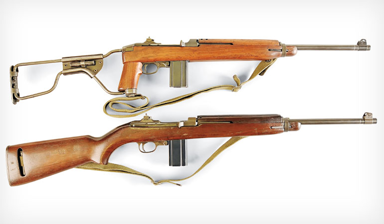 Guns of D-Day: M1 Garand, M1 Carbine and More