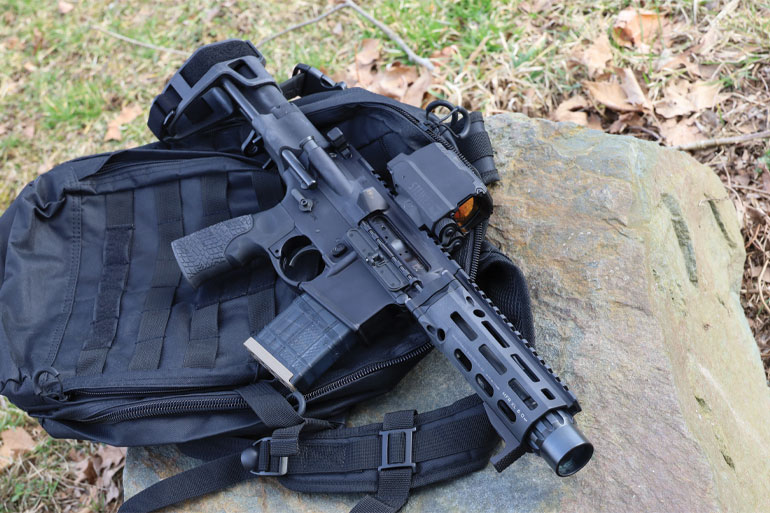 Daniel Defense DDM4 PDW 300 Blackout Review for Personal Defense