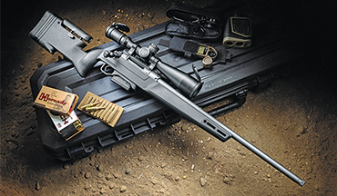 Those looking to explore precision rifle shooting without going broke will be well served by Daniel Defense's new Delta 5.