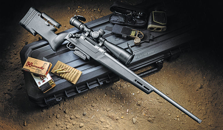 Delta 5 - Daniel Defense's New Precision Bolt Action Rifle