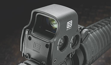 Here's why the EOTech EXPS2 green holosight could be the ultimate close-quarters battlesight.
