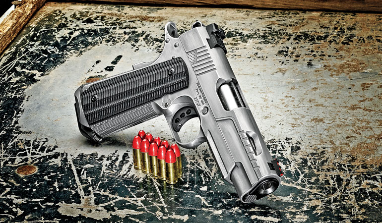 With over 100 additional custom options, you can tweak your FX1 as desired to build the pistol of your dreams.