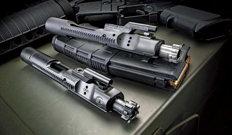 Surefire Optimized and LMT Enhanced Bolt Carrier