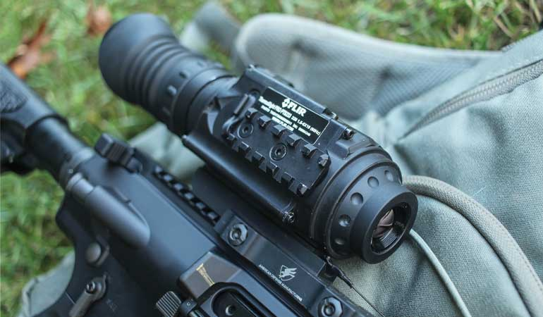 FLIR ThermoSight PRO PTS233 Thermal Scope Review