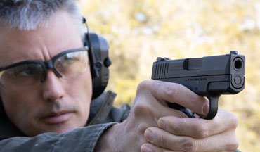 The new FN 503, a slim 9mm concealed carry pistol, combines shooter-friendly features with battle-proven reliability to create the most rugged, reliable EDC handgun on the market.