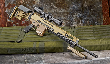 The FN SCAR 20S is one of the best semiauto platforms around. But can it get any better?  It sure can and here's how. Introducing the FN SCAR 20S in 6.5 Creedmoor.