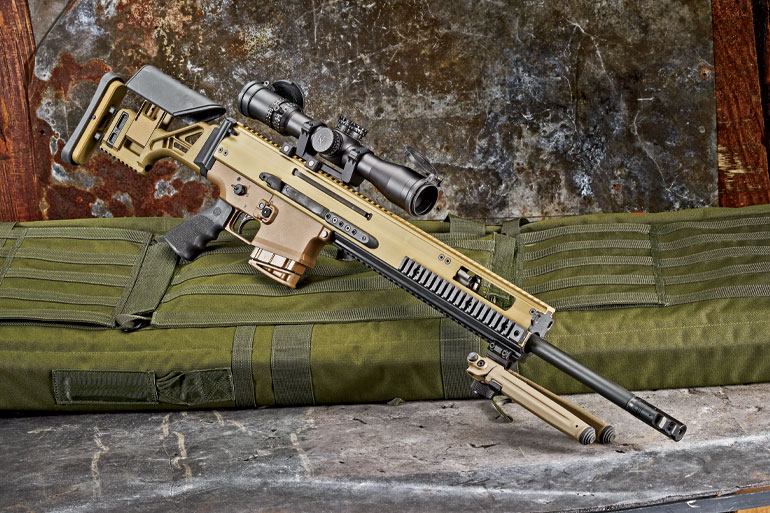 FN SCAR 20S 6.5 Creedmoor Review