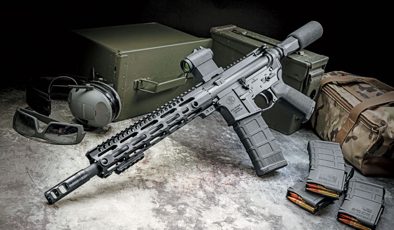 The small but mighty FN 15 Pistol is head of its class.