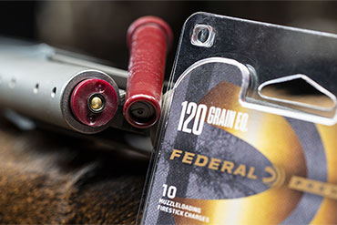 New for 2020, Federal Ammunition is launching a proprietary and newly-patented muzzleloading propellant system that is safer and easier to use, the Firestick.