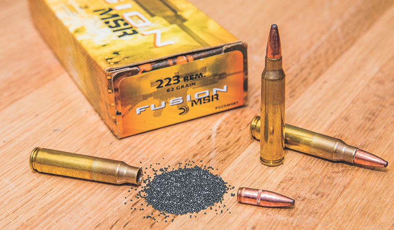 Fusion MSR .223 Hunting Ammo Review