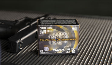 Federal Ammunition introduces Punch: it's newest defensive handgun option for personal defenders.