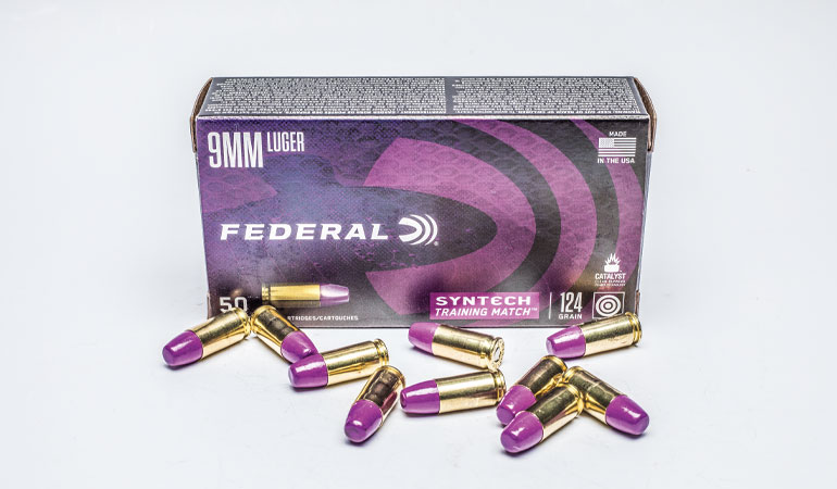 Federal-Syntech-Pistol-Ammo-Training