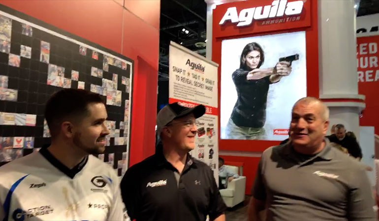 Feeding Your Firearms with Aguila Ammunition
