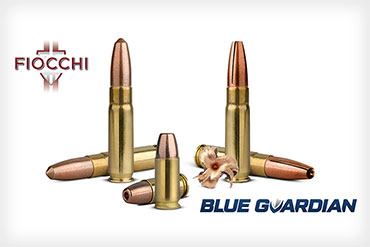 Fiocchi has merged the latest cartridge technology with its Old-World heritage craftsmanship to deliver the new Blue Guardian series defense and training ammo.
