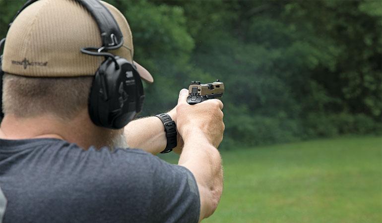Five Common Pistol Shooting Errors