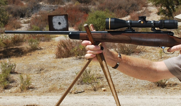 Five Field Shooting Positions You Should Know
