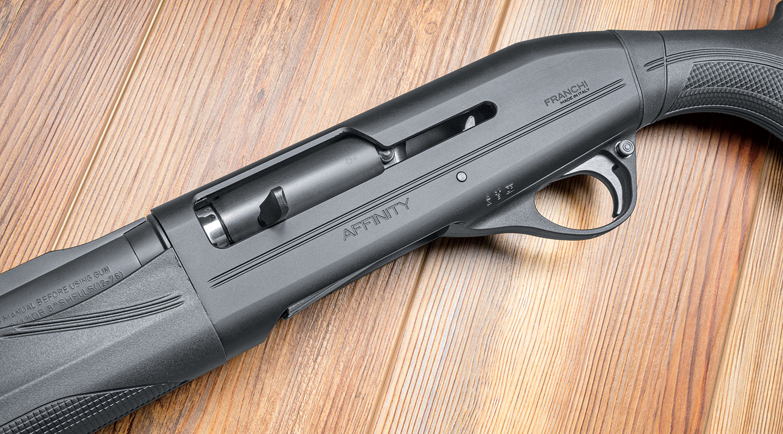 Review: Franchi Affinity 12ga Shotgun
