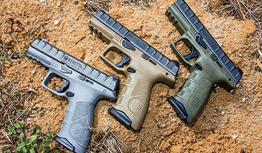 The Beretta APX was designed for military and law enforcement users, and it has been put through extensive testing at the professional level for the last three years. The Beretta APX, signifies a new era and is now available to civilians.