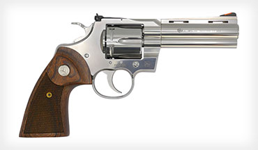 After years of research and development, Colt has released a refined and upgraded popular Python revolver.