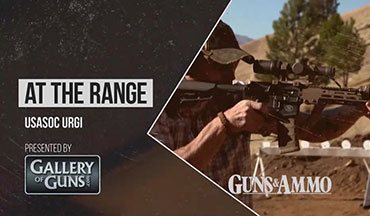"In this episode ""At The Range,"" former U.S. Army Special Forces soldiers Tom Beckstrand and Matty Nelson review Geissele's URGI 5.56, the latest tool used by the U.S. Army Special Operations Command (USASOC)."