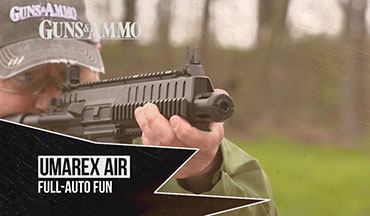 Gun Tech Editor Richard Nance and Pro-Shooter Jim Tarr head to the range with both .177-caliber airguns to test their aim and demonstrate why the full-auto selector is often called the
