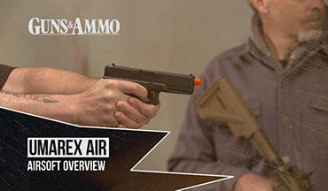 In this Guns & Ammo TV segment, Gun Tech Editor Richard Nance and Pro-Shooter Jim Tarr discuss the benefits of airsoft training for uniformed professionals and armed citizens alike.
