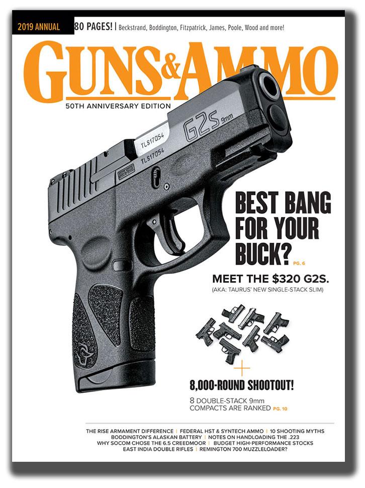 Guns & Ammo Annual Shootout