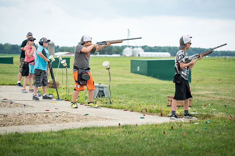 Great Programs for Youth Shooters
