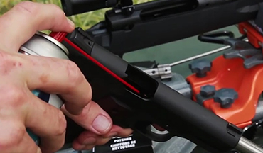 Learn how to properly clean your firearms.