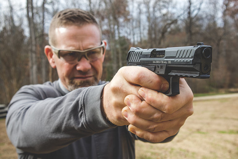 HK VP9 B Review
