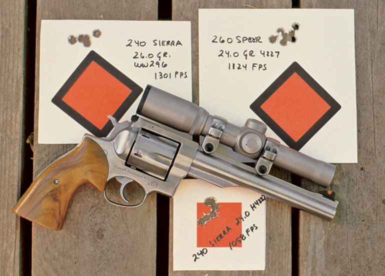 Handloading the 45 Colt