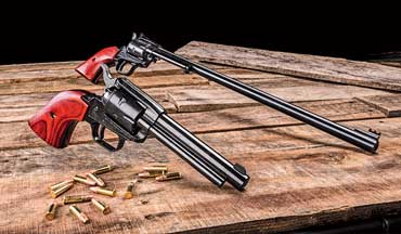 The Heritage Manufacturing Rough Rider revolver series keeps the Old West alive.