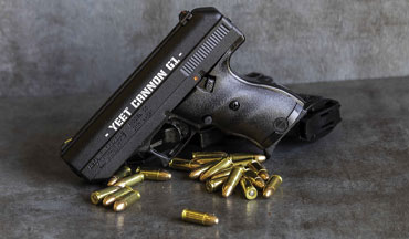 Hi-Point has announced the YC9 9mm – YEET Cannon G1 – version of their current C9 pistol model.